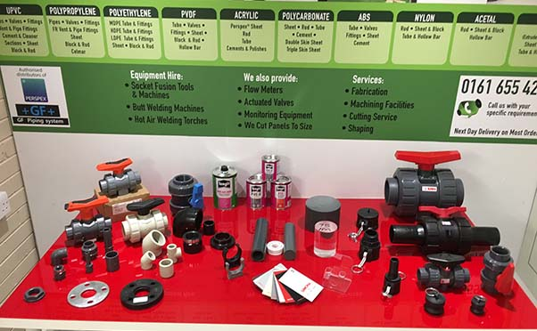 Pipes, Valves & Fittings Suppliers