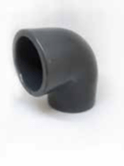 90 degree elbow plastic fitting